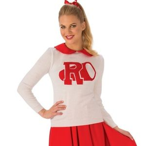Sweaters - Grease Rydell High Cheerleader Sweater Small NWT